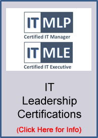 ITMLP and ITMLE Certifications