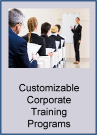 Customizable Corporate Training