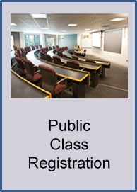 Public IT Class Training Schedule